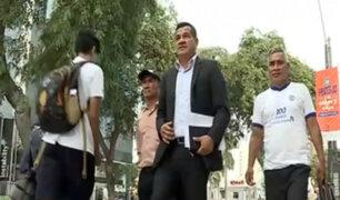 Loreto: población de Tamshiyacu pide solución al Minagri para no quedarse sin trabajo