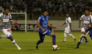 Torneo Apertura: Alianza Lima igualó 2-2 el marcador con Mannucci