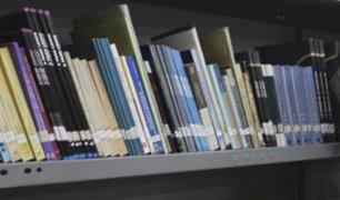 Inauguran moderna biblioteca en el colegio Perú Italia de Puente Piedra