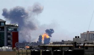 Israel – Palestina: bombardeos dejan una bebé y una mujer embarazada muertas