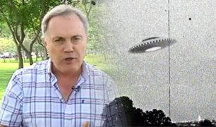 """Sixto Paz Wells: """"Ovnis y seres de otros planetas amenazan con llegar en julio"""""""
