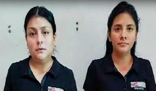 Huánuco: mujeres estafadoras se hacían pasar por funcionarias del Midis