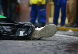 Ventanilla: matan a dos personas en presunto ajuste de cuentas