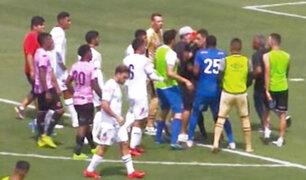 En el empate de Sport Boys vs. San Martín los arqueros fueron expulsados de la cancha