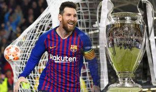 Determinante y letal: Lionel Messi muy cerca de obtener la Champions League con el Barcelona