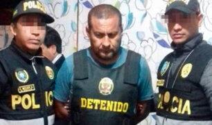 Exfiscal Astocondor se encuentra preso y fue separado del MP