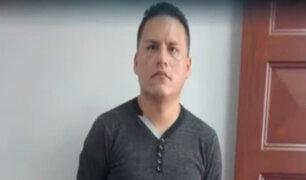 Dejan en libertad a sujeto que agredió a su pareja en cevichería de San Borja