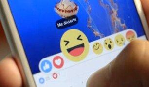 Facebook: Perú es el país que utiliza más la reacción 'Me divierte'
