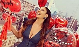 ¿Tilsa Lozano se luce con nuevo galán en Miami?