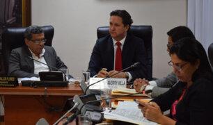 Comisión de Ética abre investigación preliminar contra Daniel Salaverry