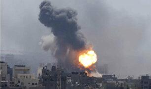 Bombardeos entre Gaza e Israel dejan 29 muertos
