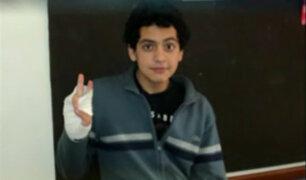 Eduardo Olguín: necropsia detalla que su cuerpo presenta heridas punzocortantes