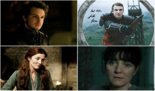 Conoce a los actores que dieron vida a personajes en Harry Potter y Game of Thrones