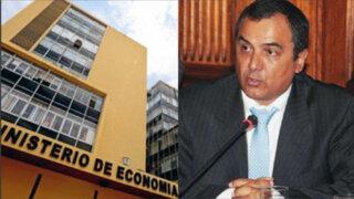 MEF: Perú seguirá liderando el crecimiento económico en la región