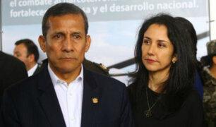 Caso Humala - Heredia: pedirán disolución del Partido Nacionalista