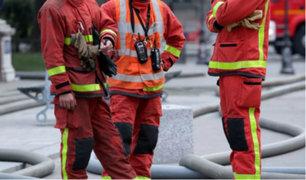 Justicia francesa liberó a bomberos acusados de violar a joven noruega
