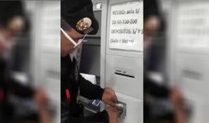 """Bellavista: """"delincuentes cibernéticos"""" roban cajeros automáticos con software"""