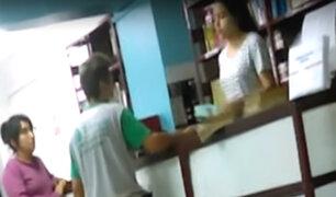 Trabajador de limpieza es denunciado por grabar a alumnas en baño de academia
