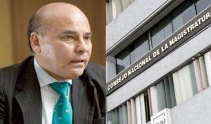 César Campos: Es importante que reforma judicial no se detenga