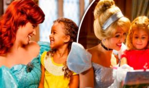 Familia ofrece 47 mil euros a niñera que cuide de sus hijas disfrazada de princesa Disney