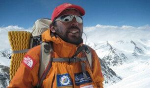 Richard Hidalgo: así informa el mundo sobre muerte del montañista peruano
