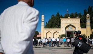 China: destruyen mezquitas y crean campos de concentración para musulmanes