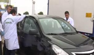 San Miguel: cuatro unidades especializadas de la PNP investigan robo frustrado a camión