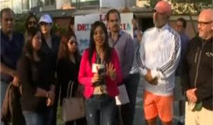 Surco: vecinos denuncian que alcalde resta importancia a sus reclamos por inseguridad