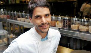 Virgilio Martínez: chef peruano fue retenido con 40 pirañas en aeropuerto de EEUU