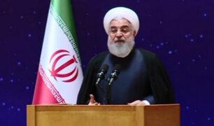 Irán anuncia que dejarán de cumplir acuerdos nucleares