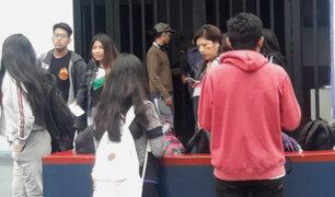 Universidad del Callao: estudiantes toman local para exigir mejoras educativas