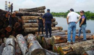 Desarticulan banda 'Los Cumaleros de Oriente' tras megaoperativo en Ucayali y Loreto