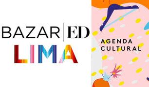 Bazar ED: exclusiva feria de decoración y moda por primera vez en Lima