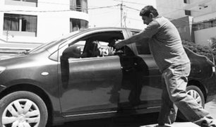 Diprove: al día se registran cerca de 25 robos de autos en Lima