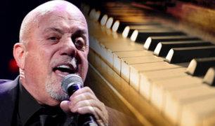 Piano Man: Billy Joel cumple 70 años de edad