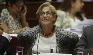 En reiteradas ocasiones: Villarán negó conocer fondos de financiamiento de su campaña