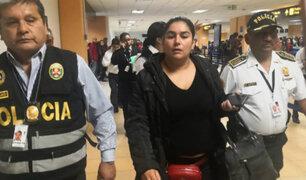 Mujer policía que recibió por error más S/300 mil fue trasladada a la Dirincri