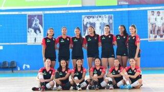 Selección peruana de vóley debuta en la Copa Panamericana sub 20