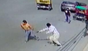 Huaral: comerciante fue baleado durante asalto