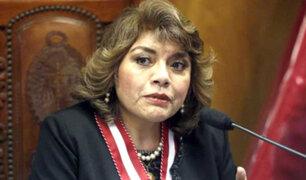 """Ávalos sobre Vizcarra: """"si hubiera evidencia (de corrupción), tendríamos que denunciarlo"""""""