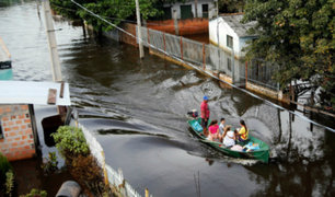 Paraguay en emergencia por graves inundaciones