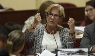 Congreso: reacciones tras informe fiscal que revela que Villarán recibió US$ 10 millones de OAS y Odebrecht