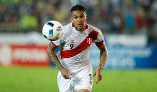 ¿Paolo Guerrero se va a jugar al continente asiático?