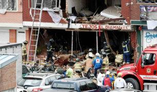 Colombia: cuatro muertos deja explosión en Bogotá