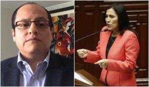 Víctor Hugo Quijada: Interpelación a Medina trae más dudas que respuestas