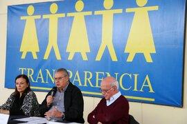Transparencia pide concertar para aprobar proyectos de reforma política