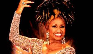 La voz de Celia Cruz regresa a lo grande