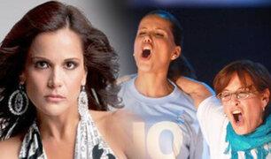 Actriz Mónica Sánchez se defiende sobre investigación contra Susana Villarán
