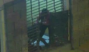 Huancayo: hombre en estado de ebriedad ataca salvajemente a su pareja