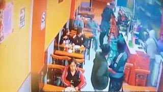 Capturan delincuentes que asaltaron pollería de San Juan de Lurigancho